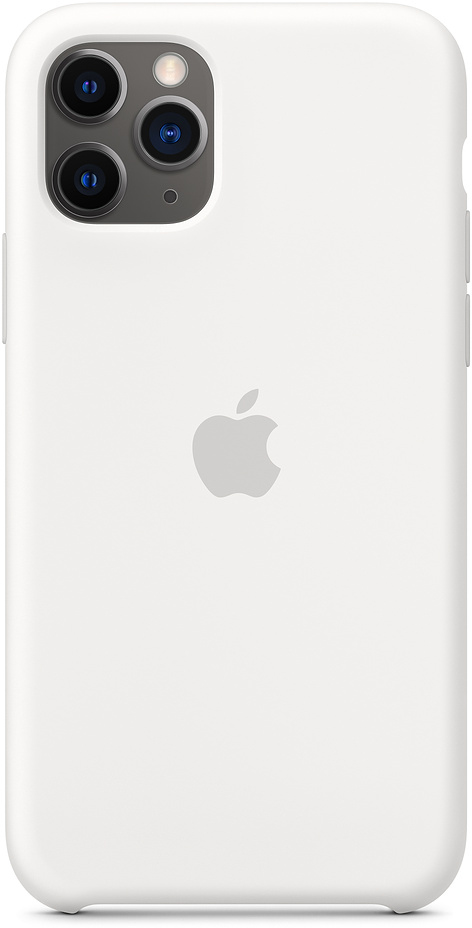Чехол IPhone 11 Pro Silicon Case MWYL2ZM/A White