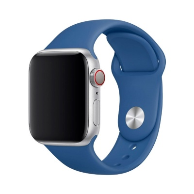 Ремешок Apple Watch 44mm Delft Blue Sport Band S/M & M/L (MV6C2ZM/A)
